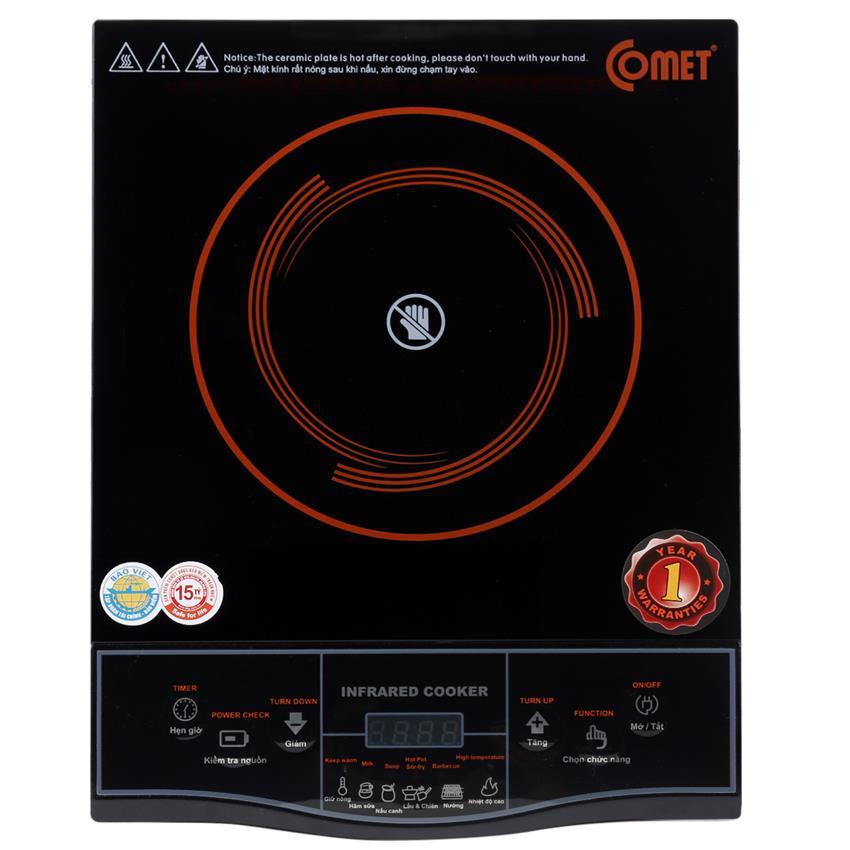 Bếp hồng ngoại Comet CM5516 2100W