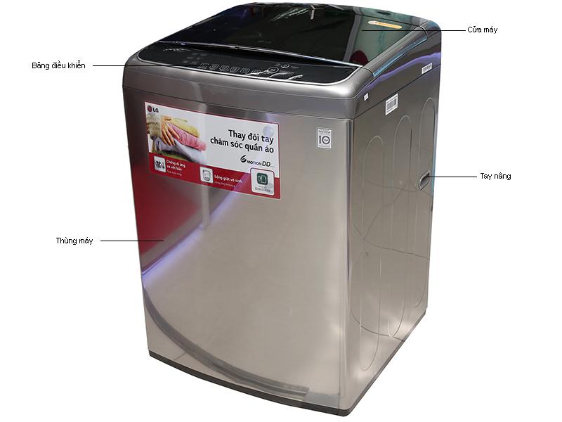 Máy giặt LG WFD2017HD