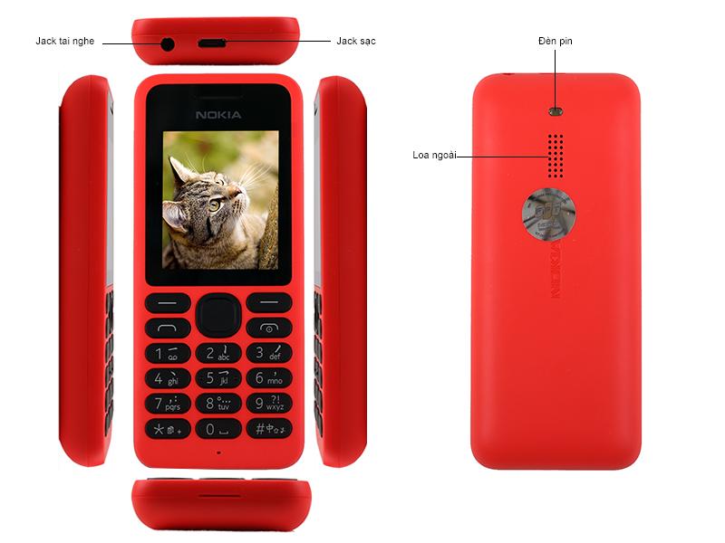 Nokia 130 - Đen