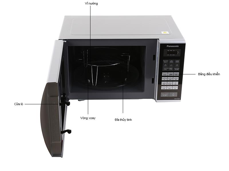 Lò Vi Sóng Panasonic NNGT353MYUE