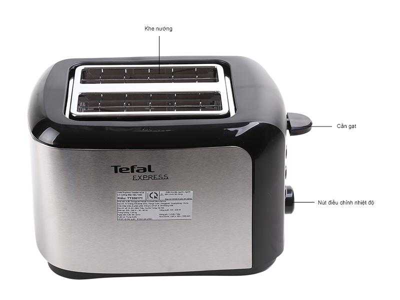 Máy nướng bánh mỳ Tefal TT3561