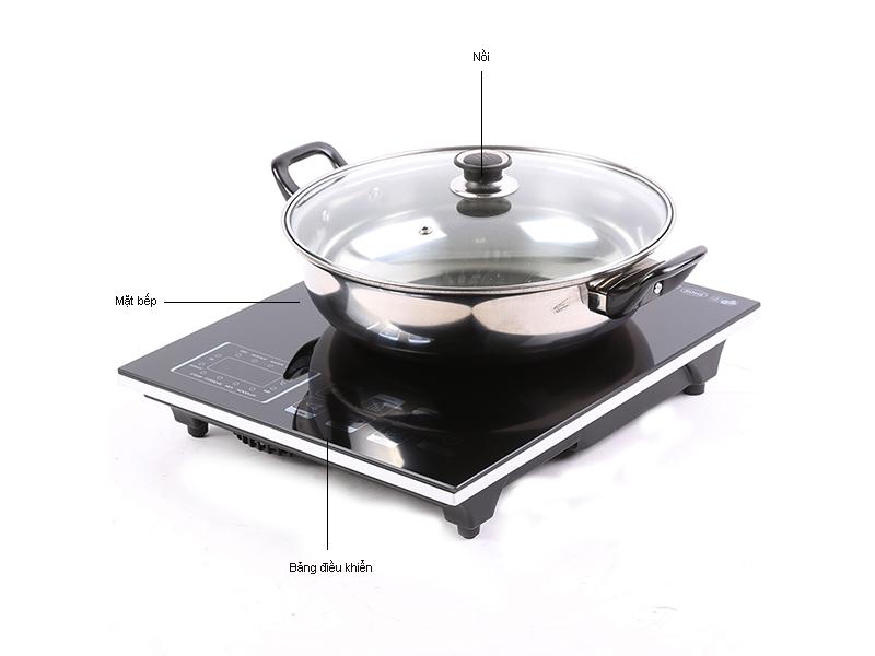 Bếp từ DAELUX DWI-820