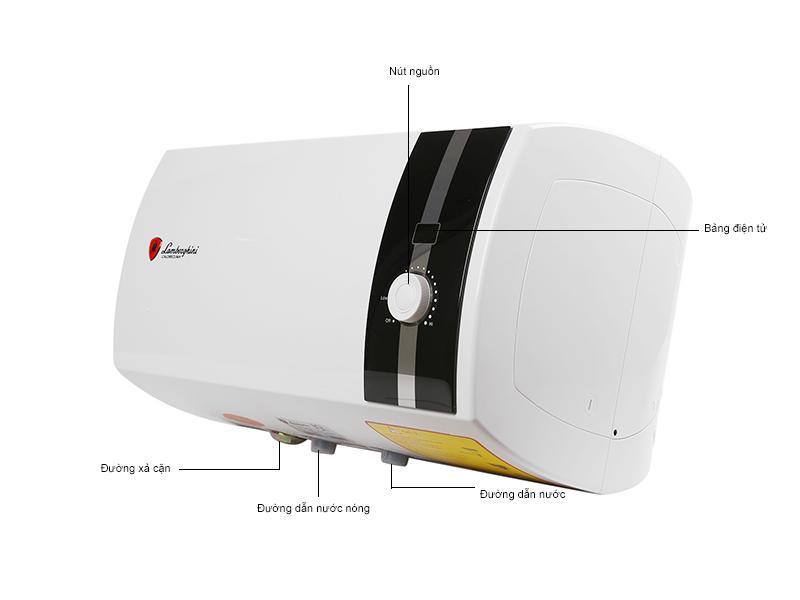 Bình tắm nóng lạnh LAMBORGHINI LF-T20