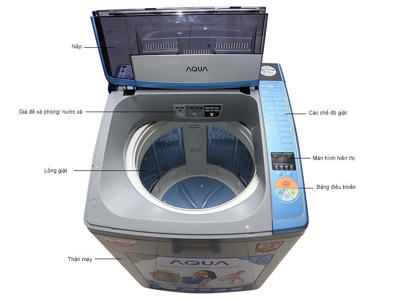 Máy giặt Aqua AQW-U105ZTS