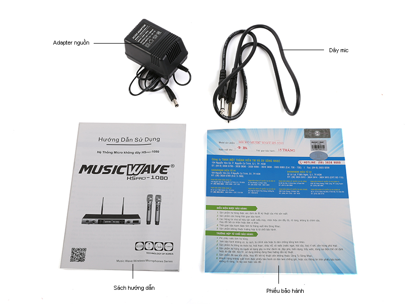 Micro Music Wave HS-1080