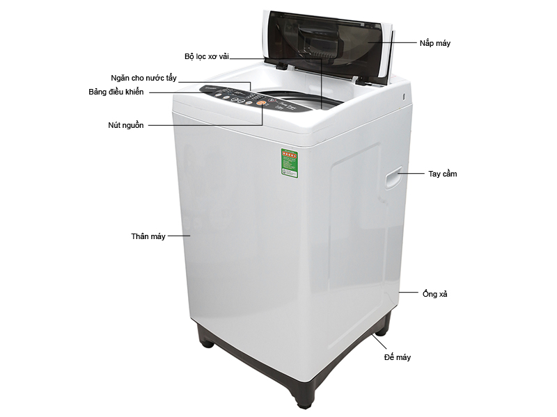 Máy giặt SHARP ES-S700EV-W