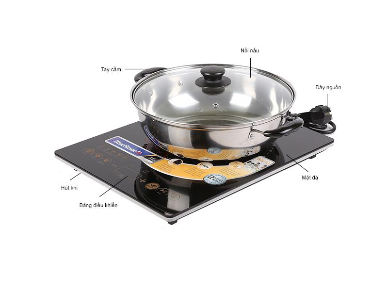 Bếp từ bluestone icb-6673