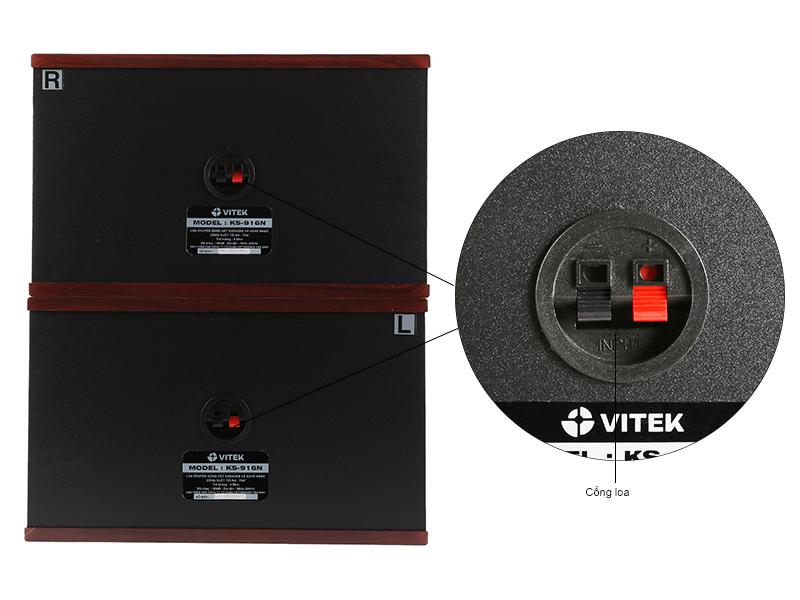 Loa VITEK KS916N