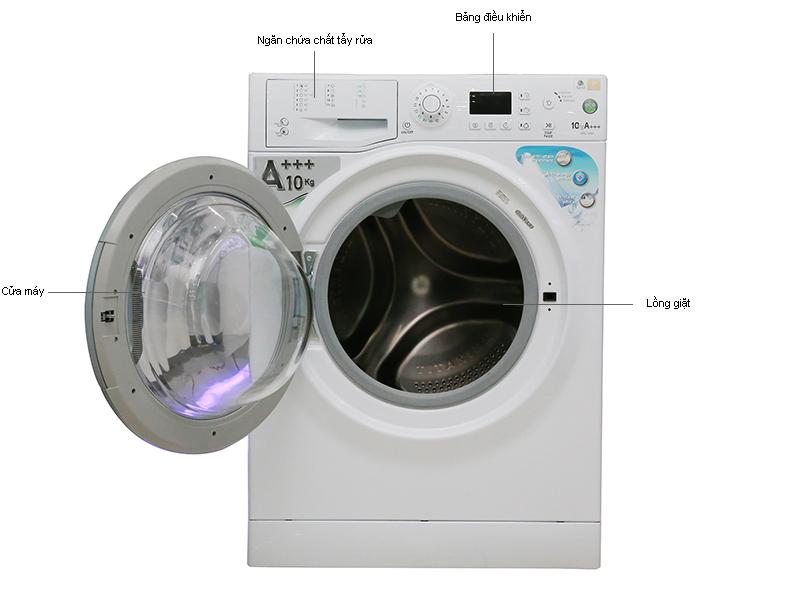 Máy Giặt ARISTON WMG-10437-BS