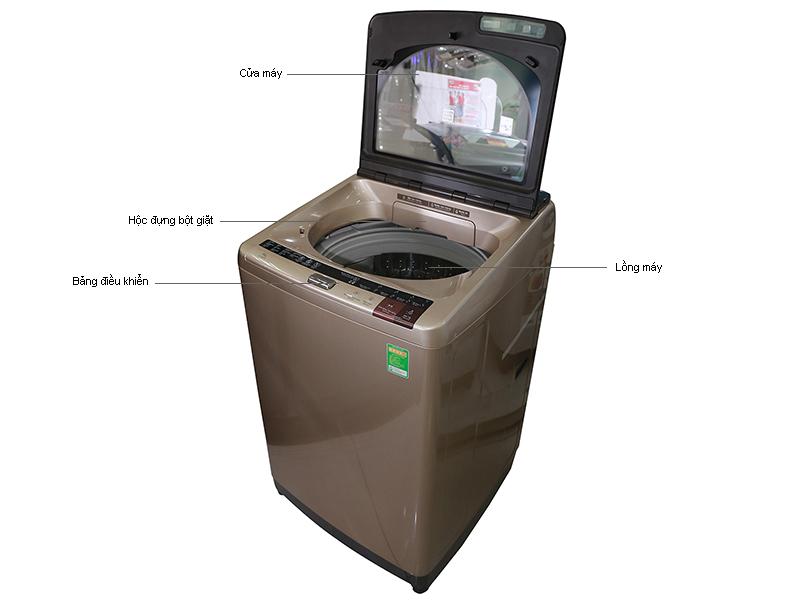 Máy giặt Hitachi SF-140XTVCH