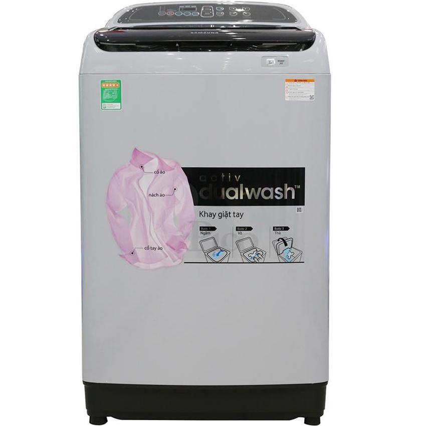 Máy Giặt Samsung WA10J5710SG/SV - 10kg Xám