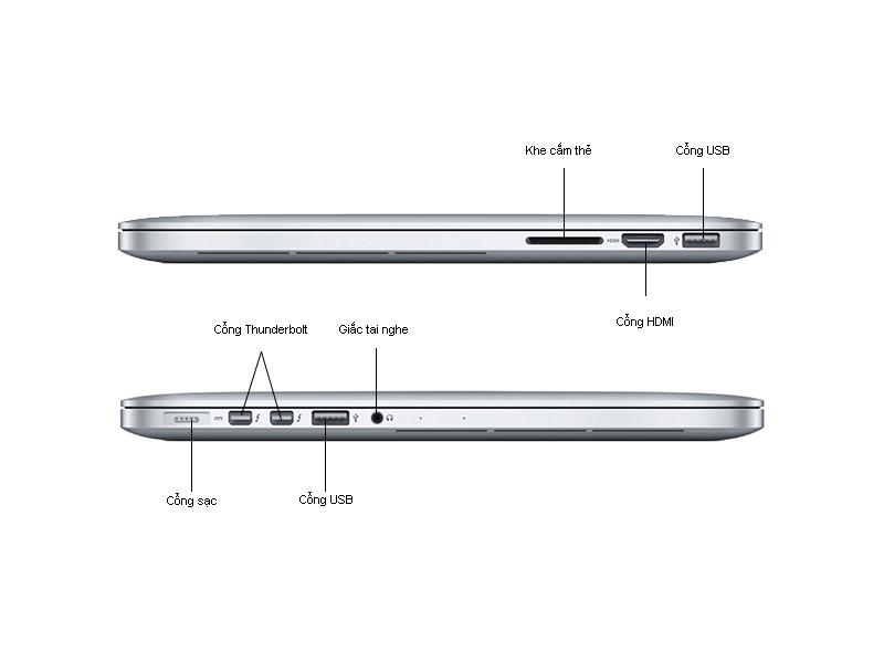 Macbook Pro Retina 2015 MF839ZP-A