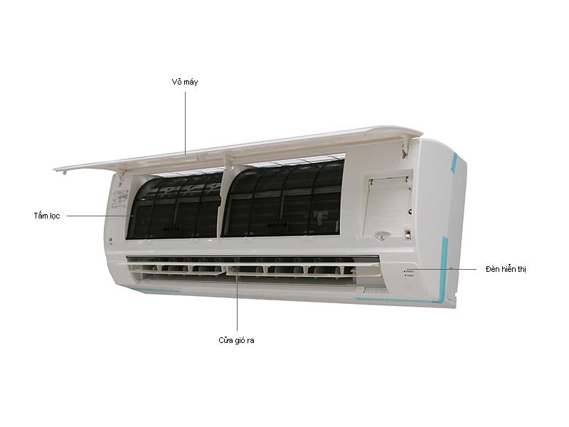 Điều hòa Panasonic CSKC12QKH8 1 chiều