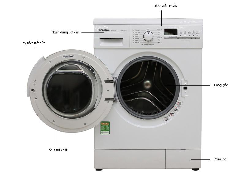 Máy giặt Panasonic NA107VK5WVT