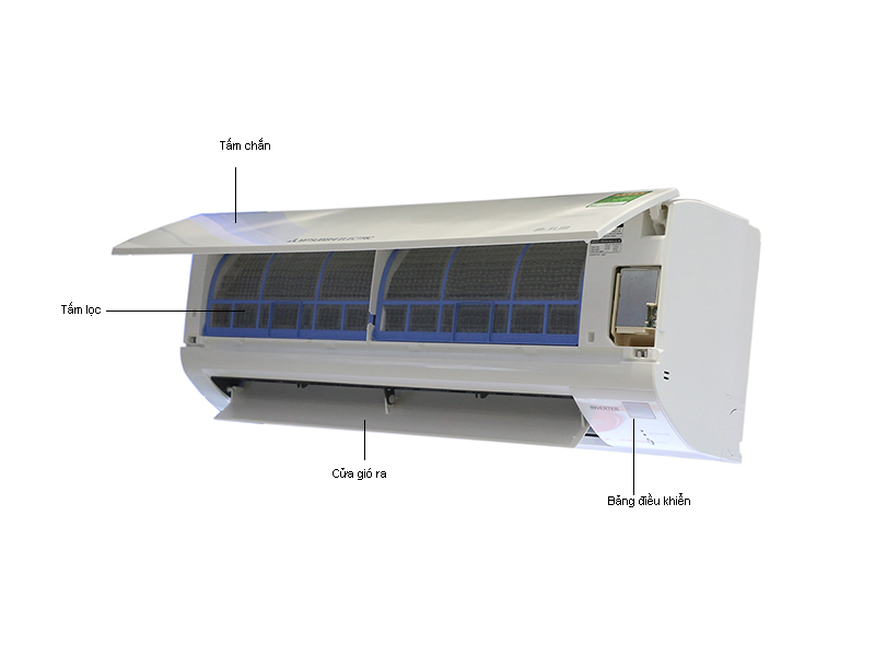 Điều Hòa 2 Chiều Inverter Mitsubishi MSZ-HL50VA 17.060 BTU