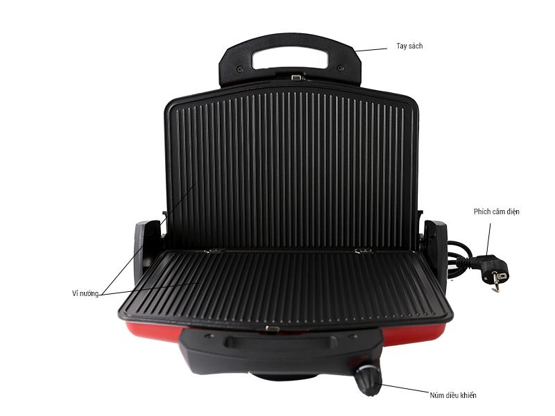 Máy nướng bánh TIROSS TS9653