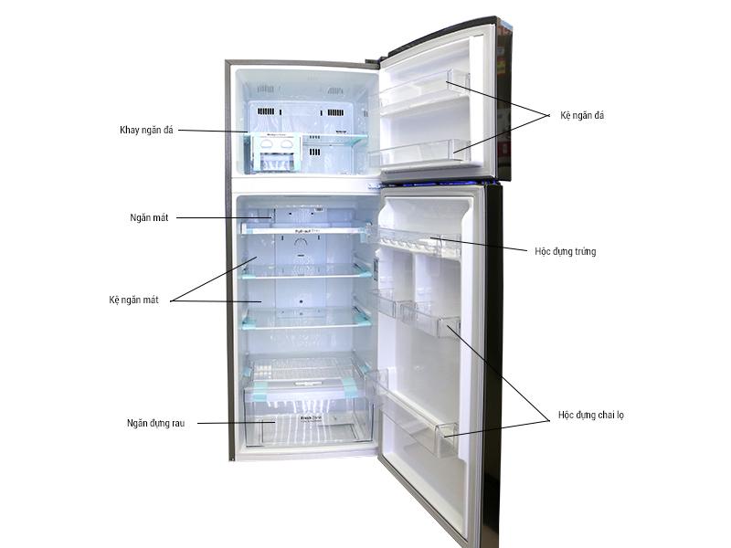Tủ lạnh LG GR-L333BS - 333L