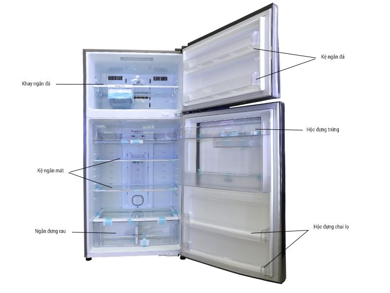 Tủ lạnh LG GR-L702SD - 530L