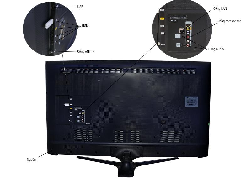 Smart Tivi LED Samsung UA40JU6400 40 inch