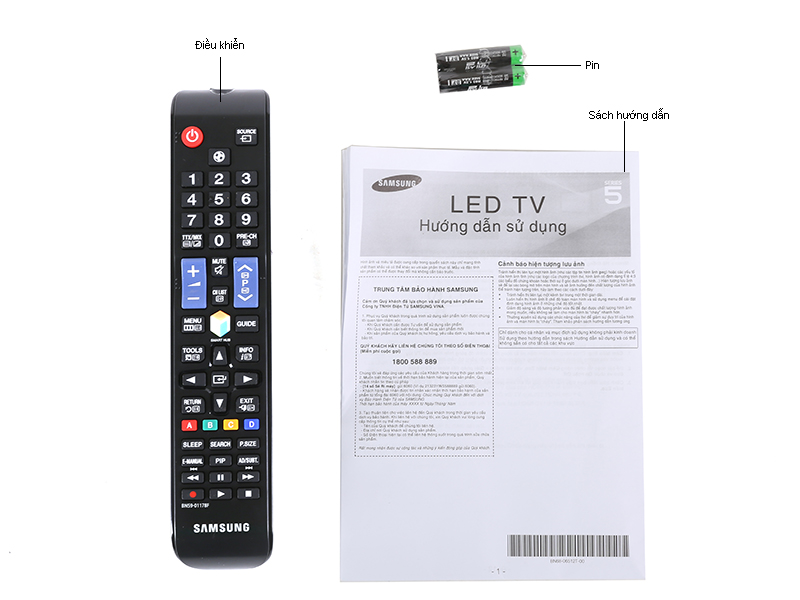 Smart Tivi LED Samsung UA55J5500 55 inch