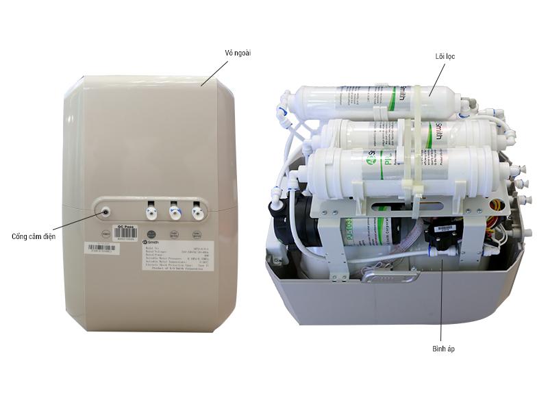 Máy lọc nước AO SMITH AR75-A-S-1