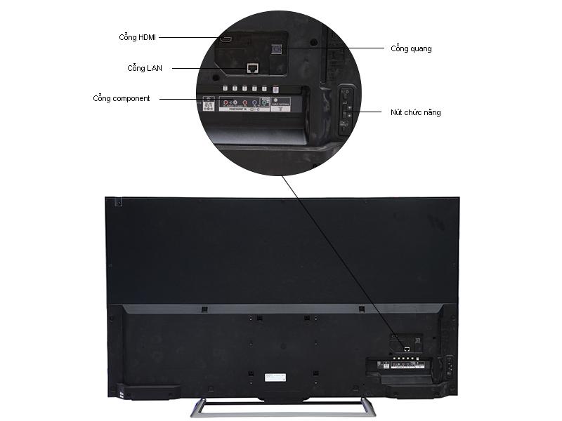 TIVI LED Sony KDL- 48R550C 48 inch
