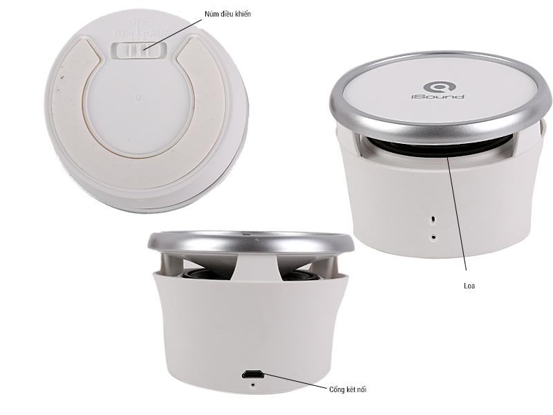 Loa Bluetooth iSound SP20B