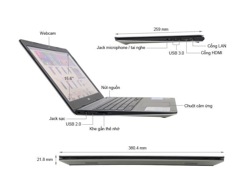 Dell Inspiron N5448-RJNPG1