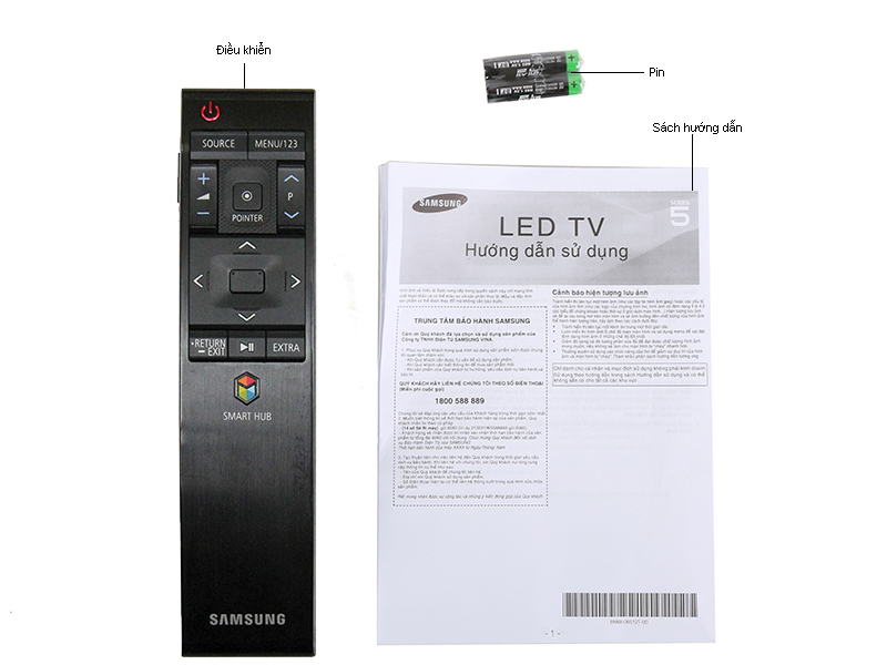 Smart Tivi Led Samsung UA48JU6600  - 48 inch