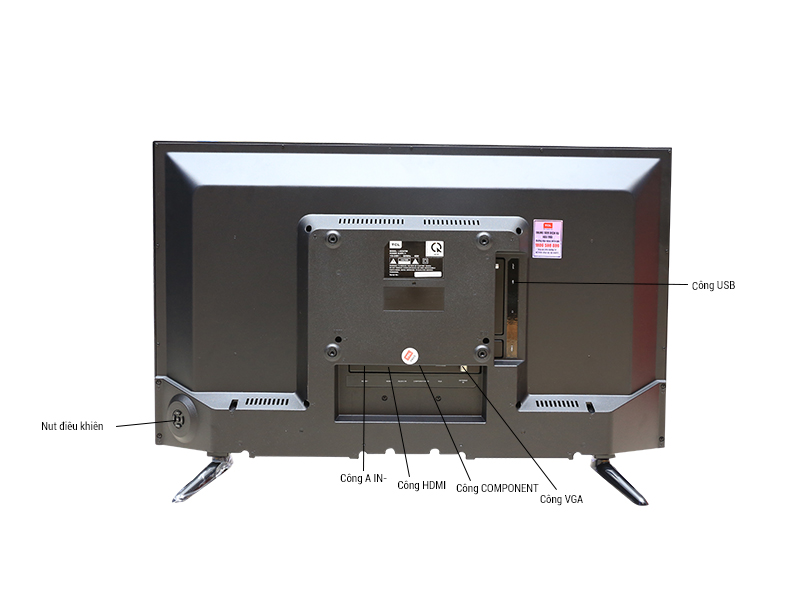 Tivi LED TCL 32D2700