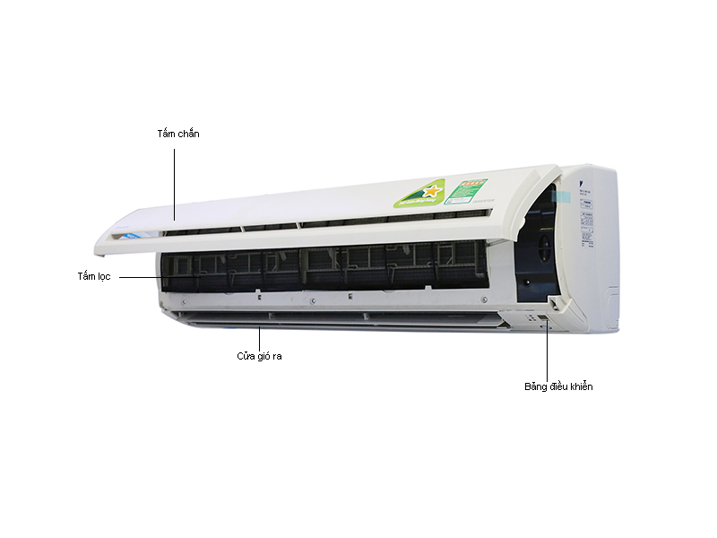 Điều Hòa Daikin 1 Chiều Inverter FTKS60GVMV 22.000BTU