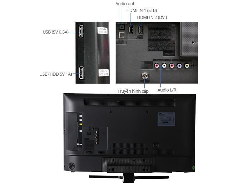 Tivi LED Samsung UA28J4100 28inch
