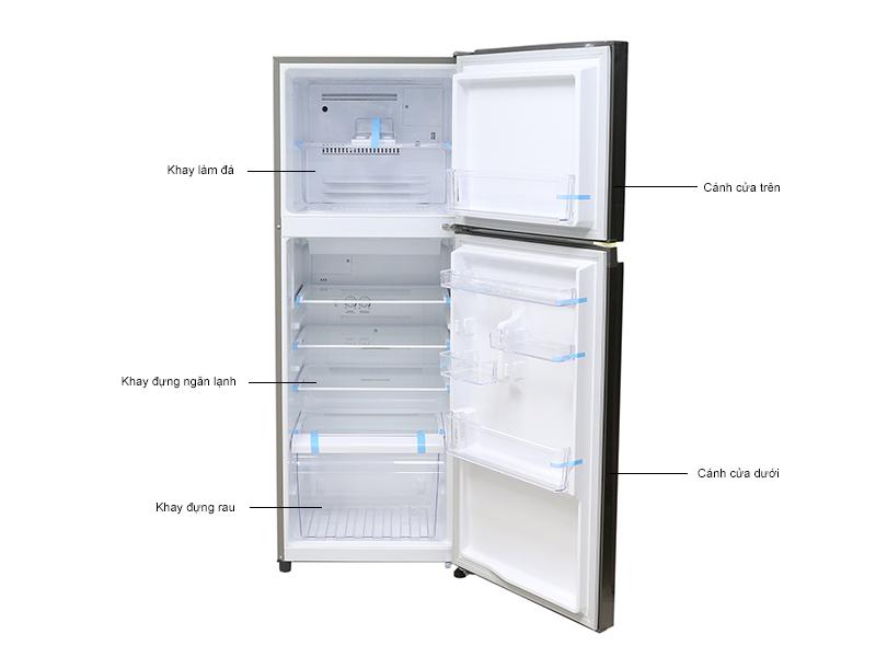 Tủ lạnh Toshiba T39VUBZDS - 330L