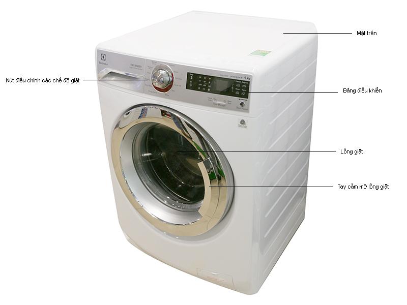 Máy giặt Electrolux EWF12832 8kg
