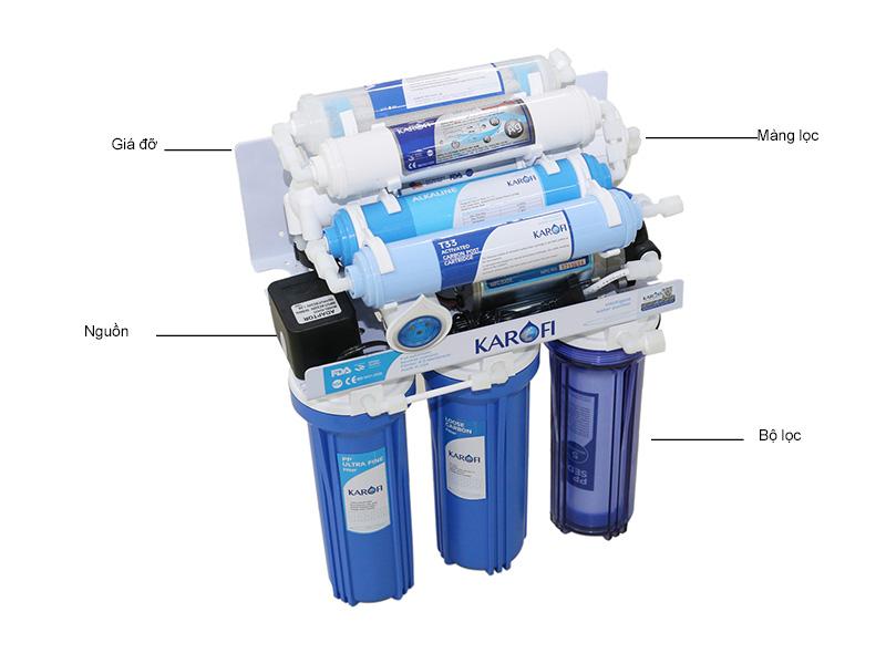 Máy lọc nước Karofi KT-KS80