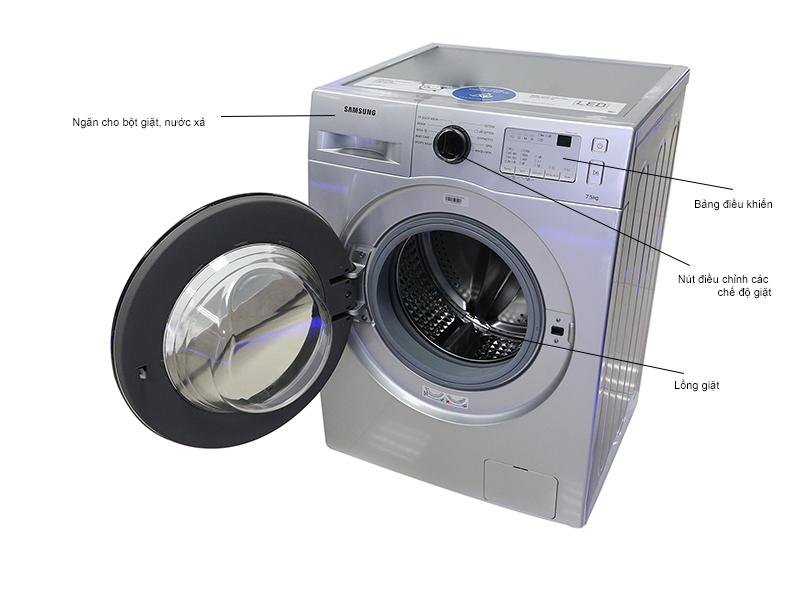 Máy giặt  Samsung WW75J3283GSSV