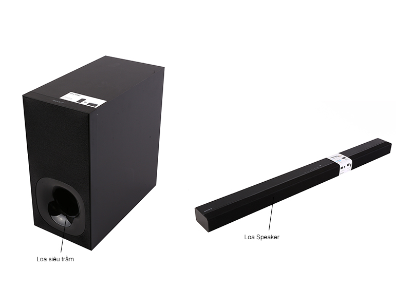 Loa Sony HT-CT180 Sound Bar