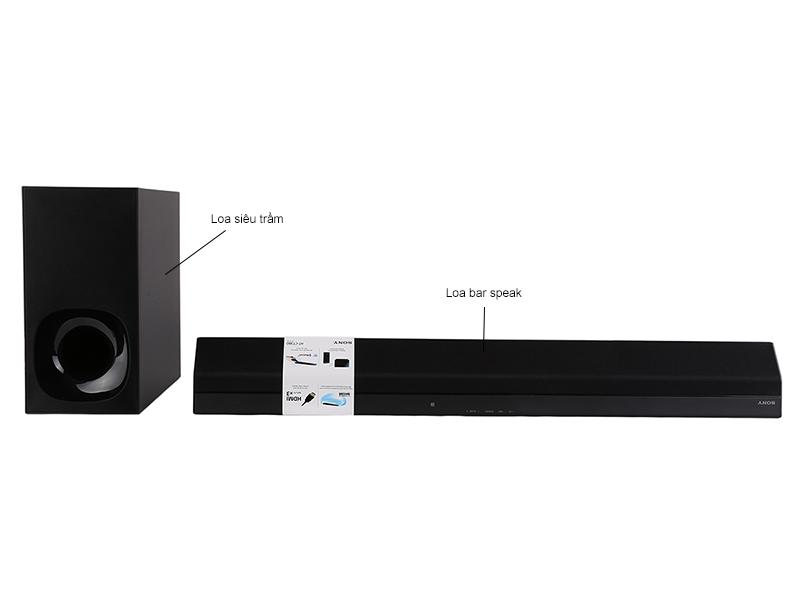 Dàn âm thanh Sony Sound Bar HT-CT380