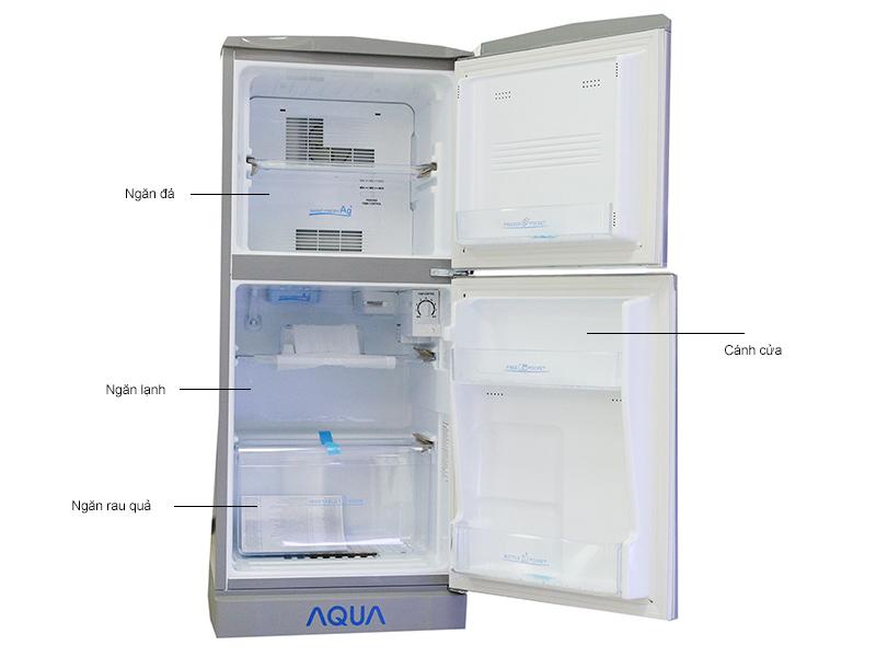 Tủ lạnh Aqua AQR125ANSS