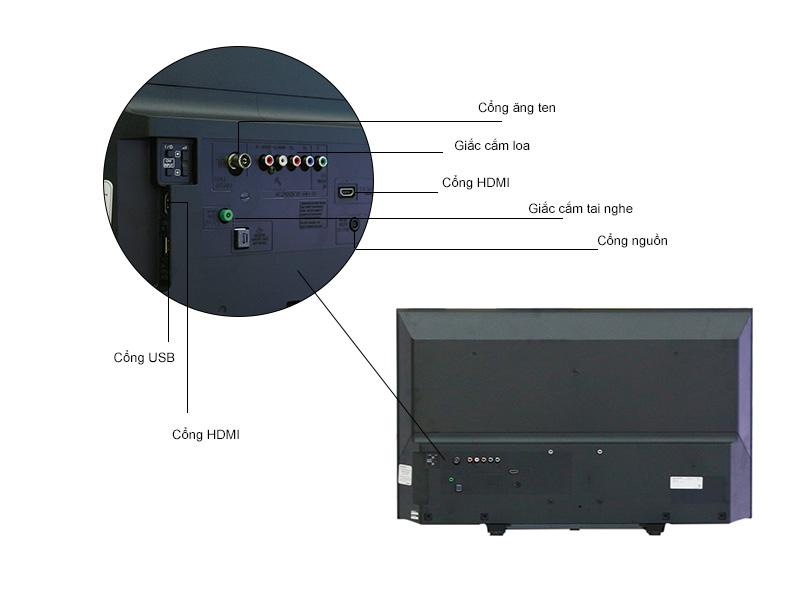Tivi LED Sony KDL32R300C - 32inch