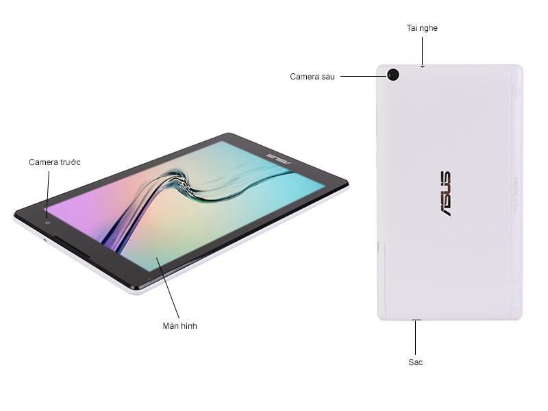 Asus Zenpad 7 Z170CG-1B014A - Trắng