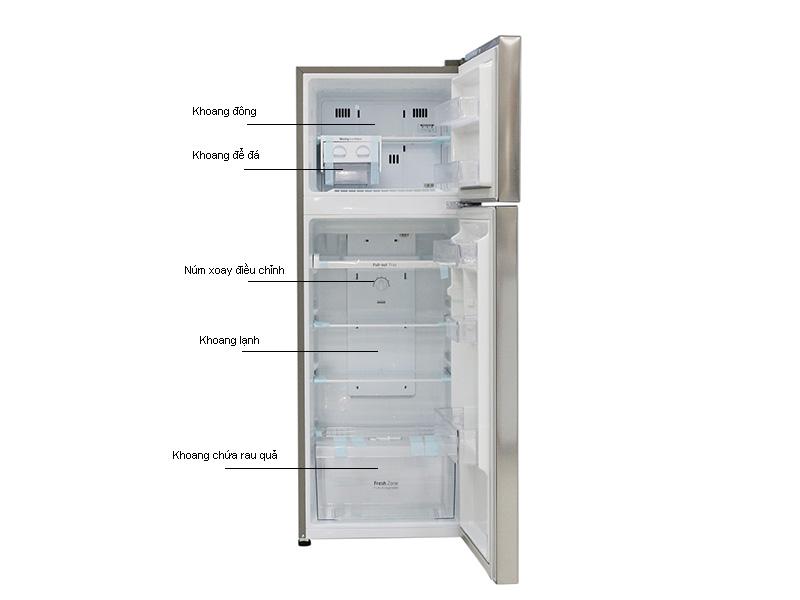Tủ lạnh LG GNL225PS omega