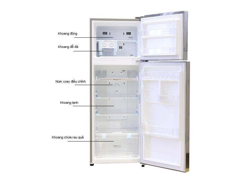 Tủ lạnh LG GNL225BS