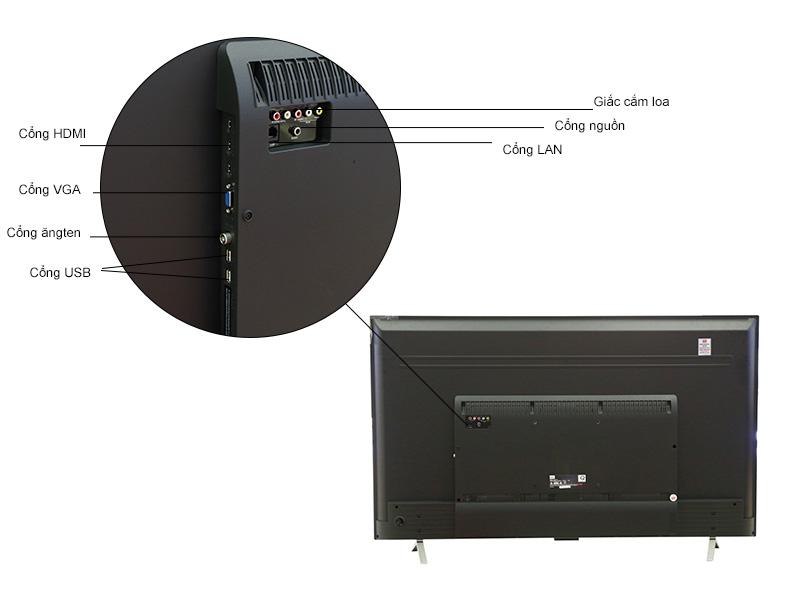 TIVI LED TCL L48S4700-48inch