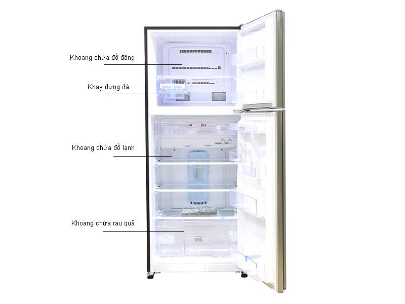 Tủ lạnh MITSUBISHI MRF47EHSTV