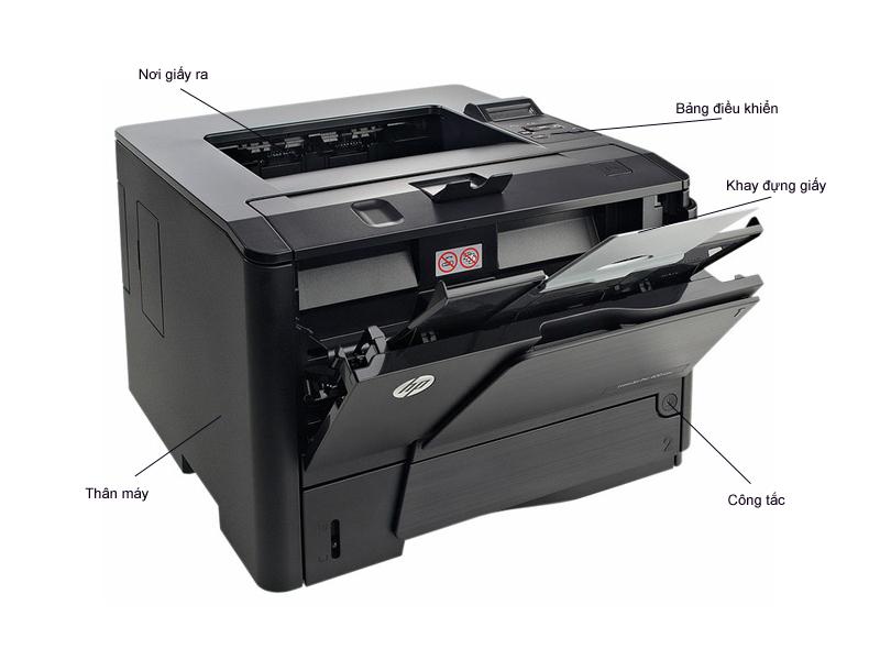 Máy in laser HP Pro 400 - M401D
