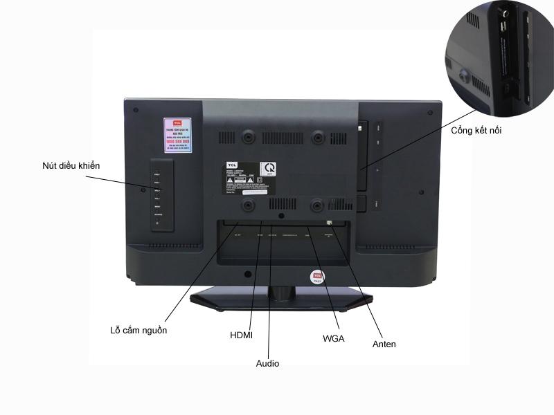 TIVI LED TCL 20D2700 - 20 inch