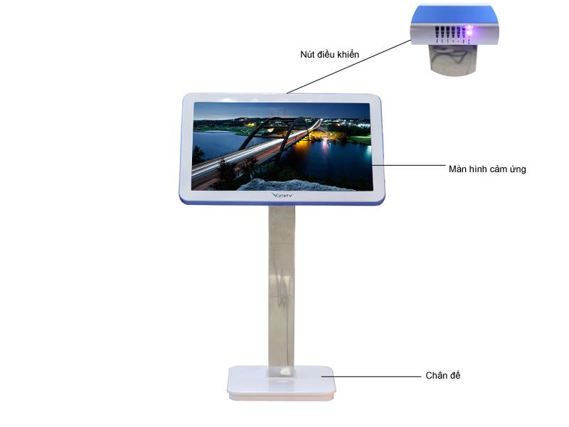 Màn hình cảm ứng VIETKTV - 22 inch