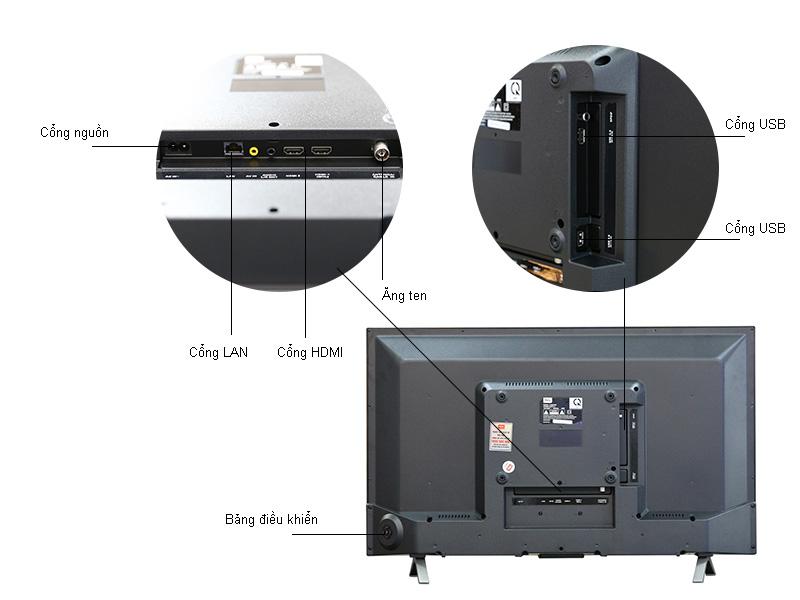 TIVI LED TCL L32S4700-32inch