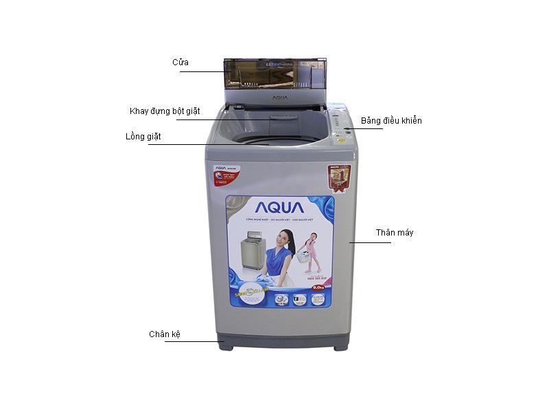 Máy giặt Aqua AQWU90ZTS
